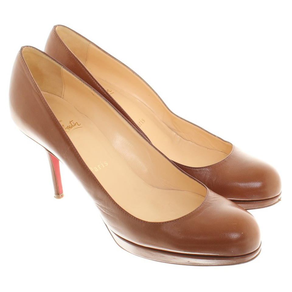 Christian Louboutin pumps in Brown