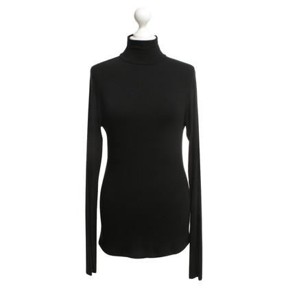 Donna Karan Pullover in black