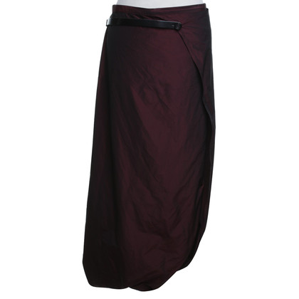 Pauw skirt in Bordeaux
