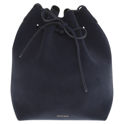 Mansur Gavriel Bag in blue