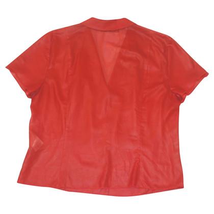 Marc Cain Glanzende blouse