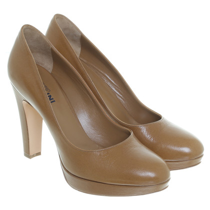 Pollini Oker pumps
