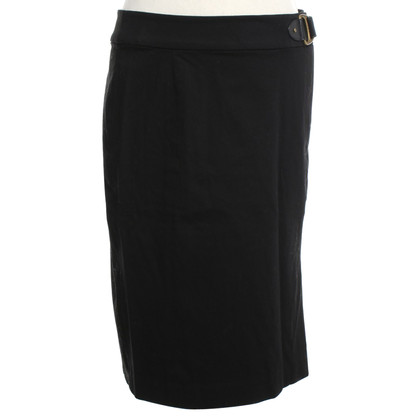 Ralph Lauren Pencil skirt in black