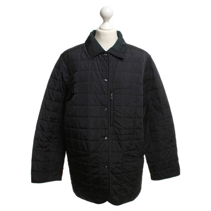 Bogner Quilted jacket in dark blue