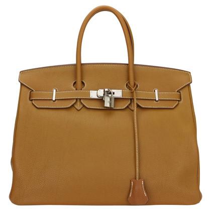 "Hermès ""Birkin Bag 35 Togo leather"""