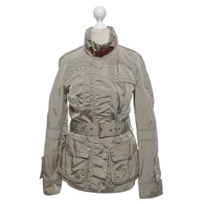 Moncler Jacke mit Steppung in Beige