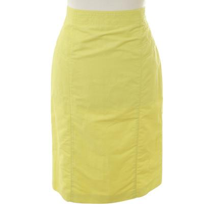 Laurèl Rock in citroen geel