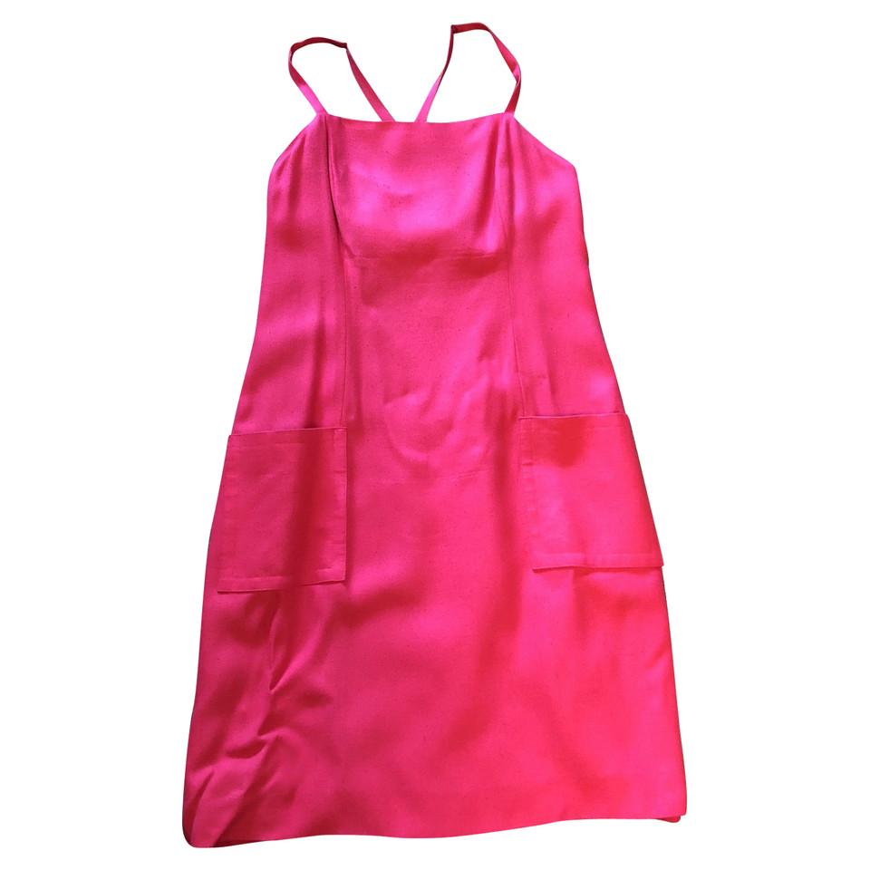 yves saint laurent robe rose acheter yves saint laurent robe rose second hand d 39 occasion pour. Black Bedroom Furniture Sets. Home Design Ideas
