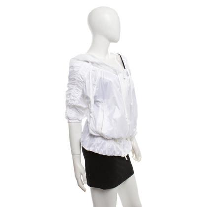 Stella McCartney for Adidas Windjacke in Weiß