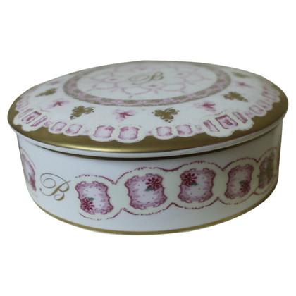 Blumarine Ceramic jewelry box