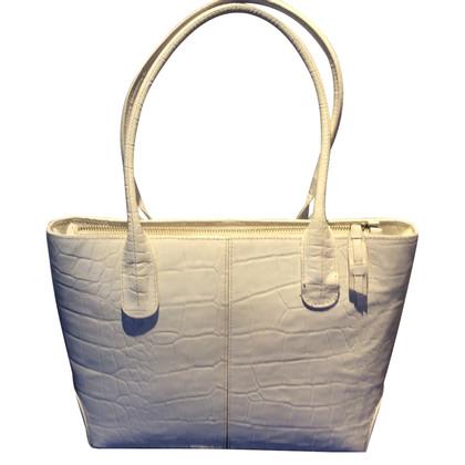 Tod's Handbag in reptile look