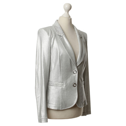 Airfield Blazer in light grey