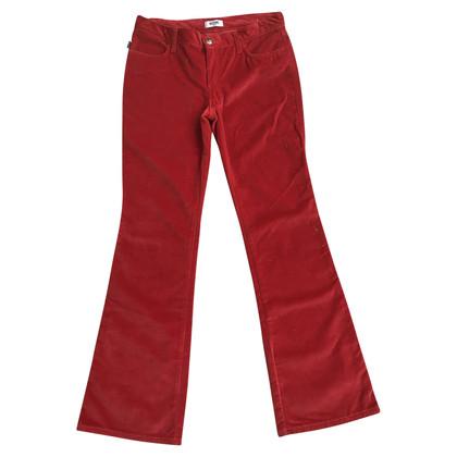 Moschino Velvet Pants