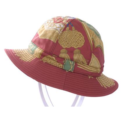 Hermès cappello di seta