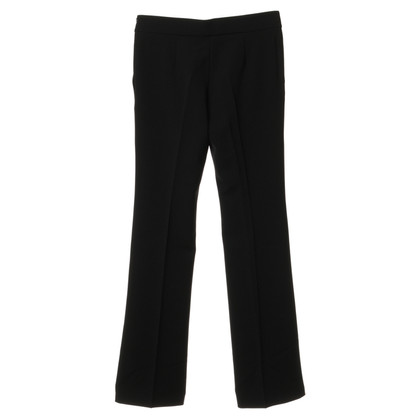 Moschino Classic trousers in black