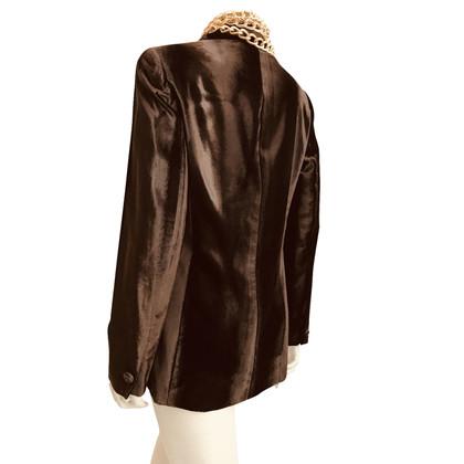 Versace Blazer en velours