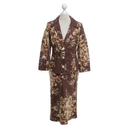 Dolce & Gabbana Costume in marrone scuro