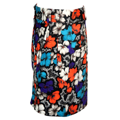 French Connection Floral skirt