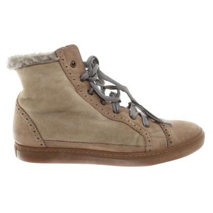 Brunello Cucinelli bekleed Sneakers