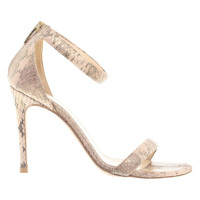 Max Mara Sandals in Nude