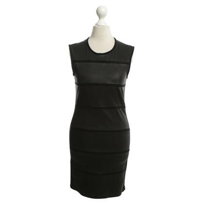 Iro Kleid aus Leder