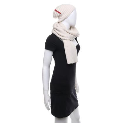 Prada Wool scarf & hat