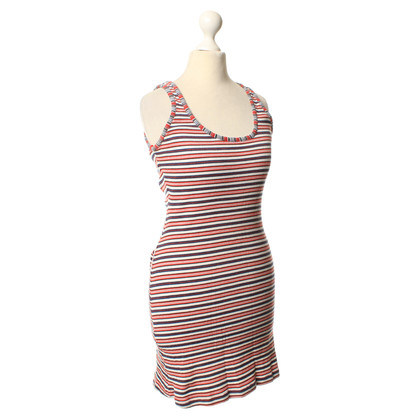 Christian Lacroix Dress with stripe pattern