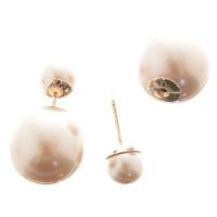 "Christian Dior ""Tribal"" plug earring"