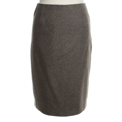 Loro Piana skirt in grey