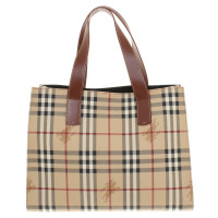 Burberry Handbag with Nova check pattern