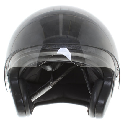 Louis Vuitton Helmet from Damier Graphite Canvas