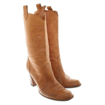 Patrizia Pepe Boots in Westerse bril