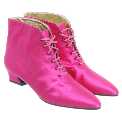 Escada Ankle boots in pink