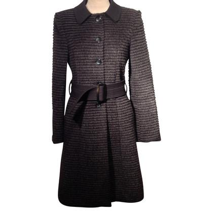 Armani Collezioni Coat in dark grey