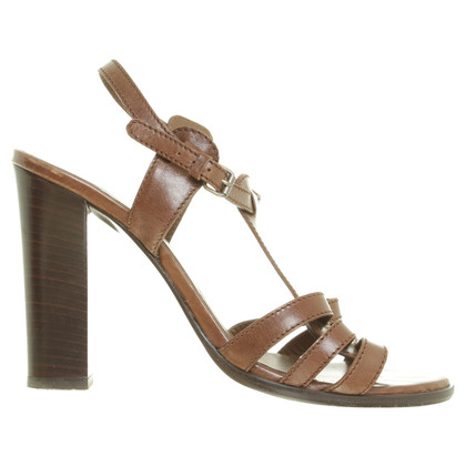 Bally High heel sandal in Brown
