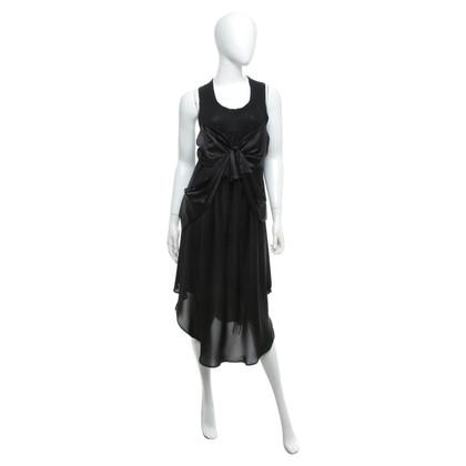 Jean Paul Gaultier Robe en noir