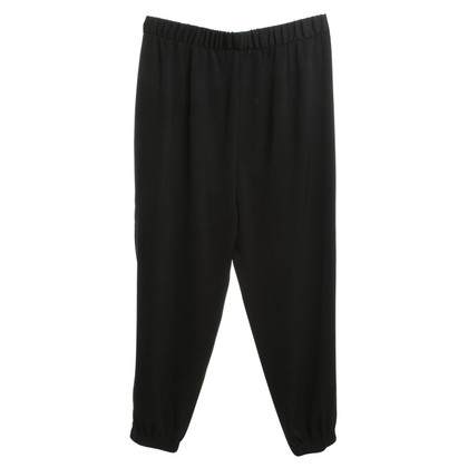Helmut Lang trousers in black