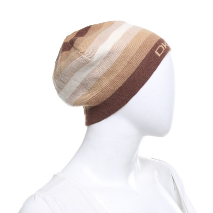 DKNY Cap with stripes