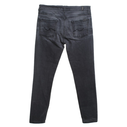 7 For All Mankind Jeans a Gray