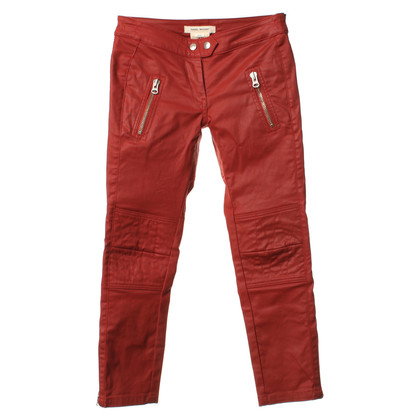 Isabel Marant for H&M Jeans in het rood
