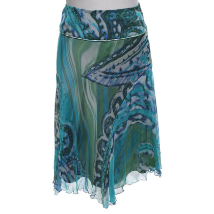 St. Emile skirt made of silk