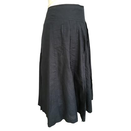René Lezard pleated skirt