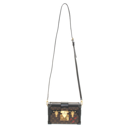 "Louis Vuitton Umhängetasche ""Petite Malle"" aus Monogram Canvas"