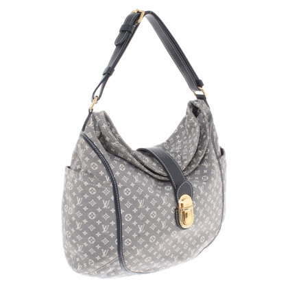 "Louis Vuitton ""Romance Monogram Mini Lin Gris"""