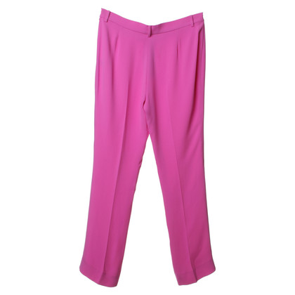 Ralph Lauren Silk trousers in violet