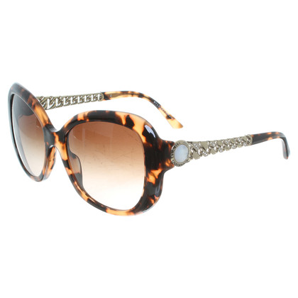 Bulgari Sunglasses with tortoiseshell pattern