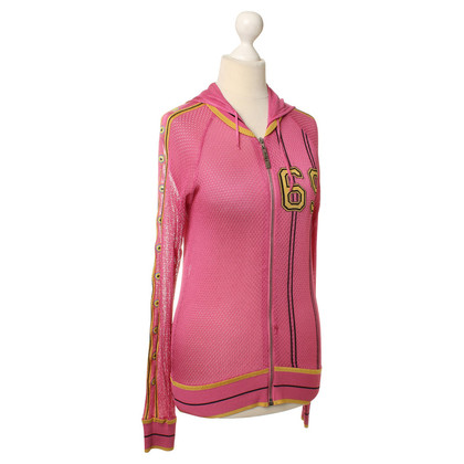 Christian Dior Sweatjacke in Pink