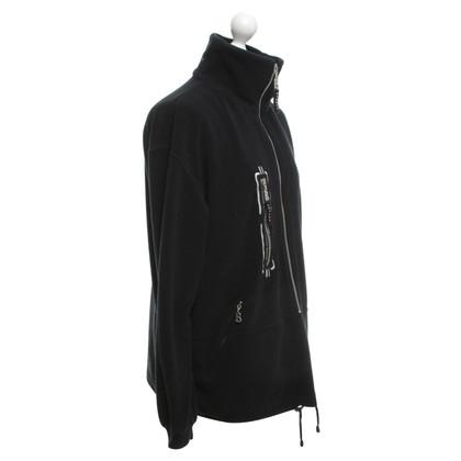 Bogner Fleece pullover in black