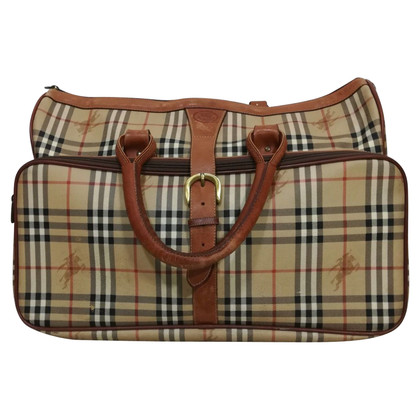 Burberry Vintage travel bag