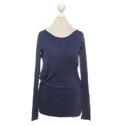 Patrizia Pepe Shirt in blauw